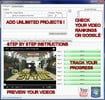 YouTube Ranking Software - Video Rankings v1.0