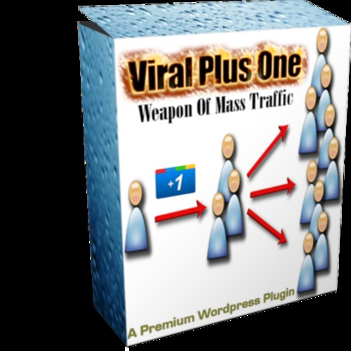 Product picture Viral Plus One - Auto Google +1 WordPress Plugin