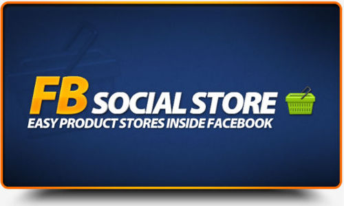 Product picture Facebook Social Shop - Own Products inside FB Fanpages