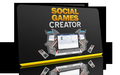 Product picture Social Games Creator v2.2 for FB Games +  Resale License